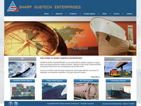 sharpsubtech